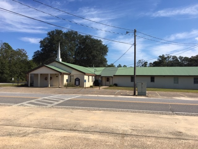 Picture of Mossy Head First Baptist Church