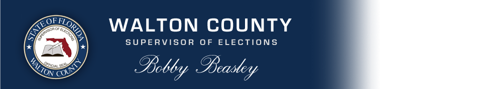 Walton County Supervisor of Elections